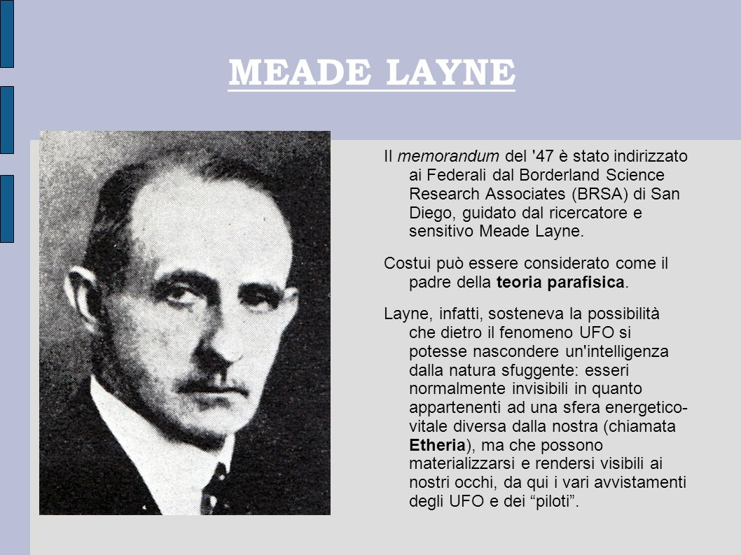 MEADE LAYNE