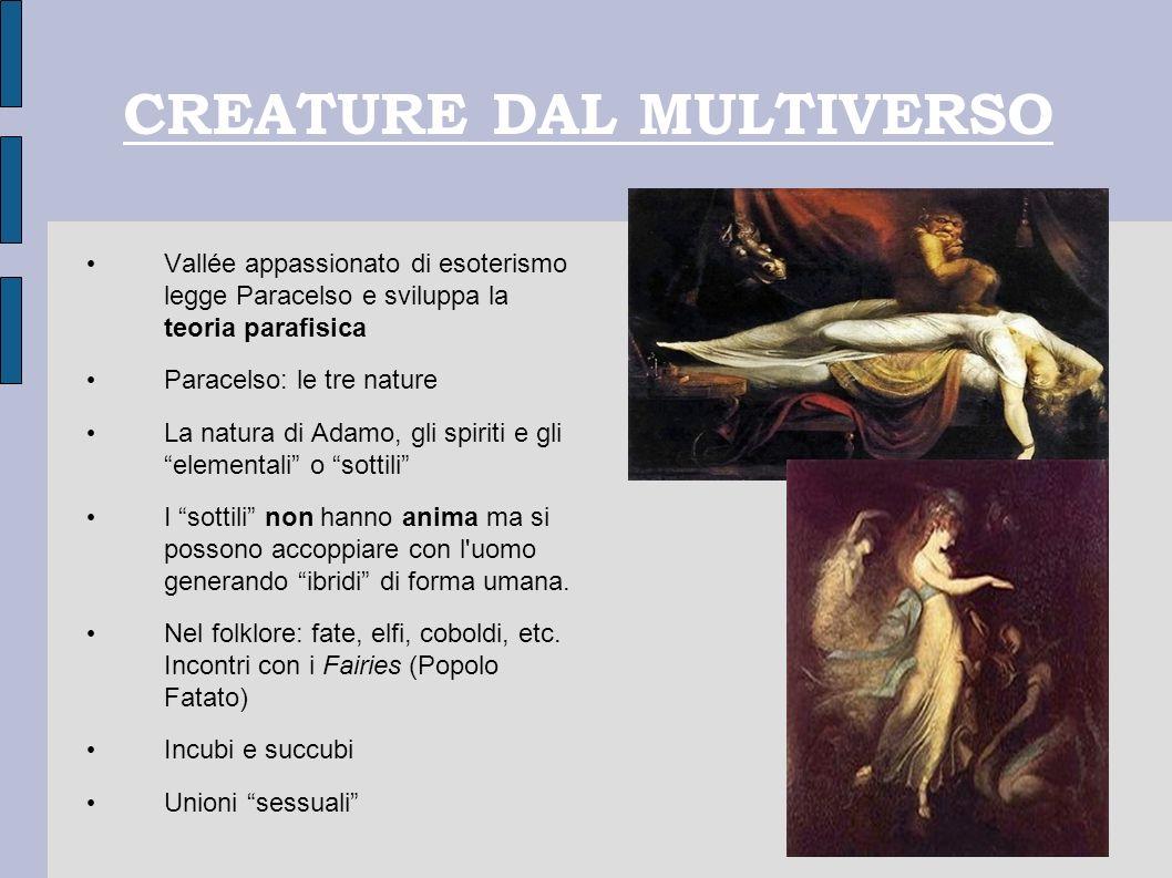 CREATURE DAL MULTIVERSO