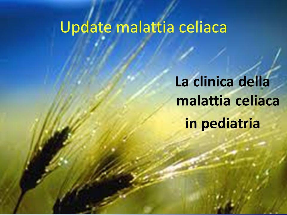 Update malattia celiaca