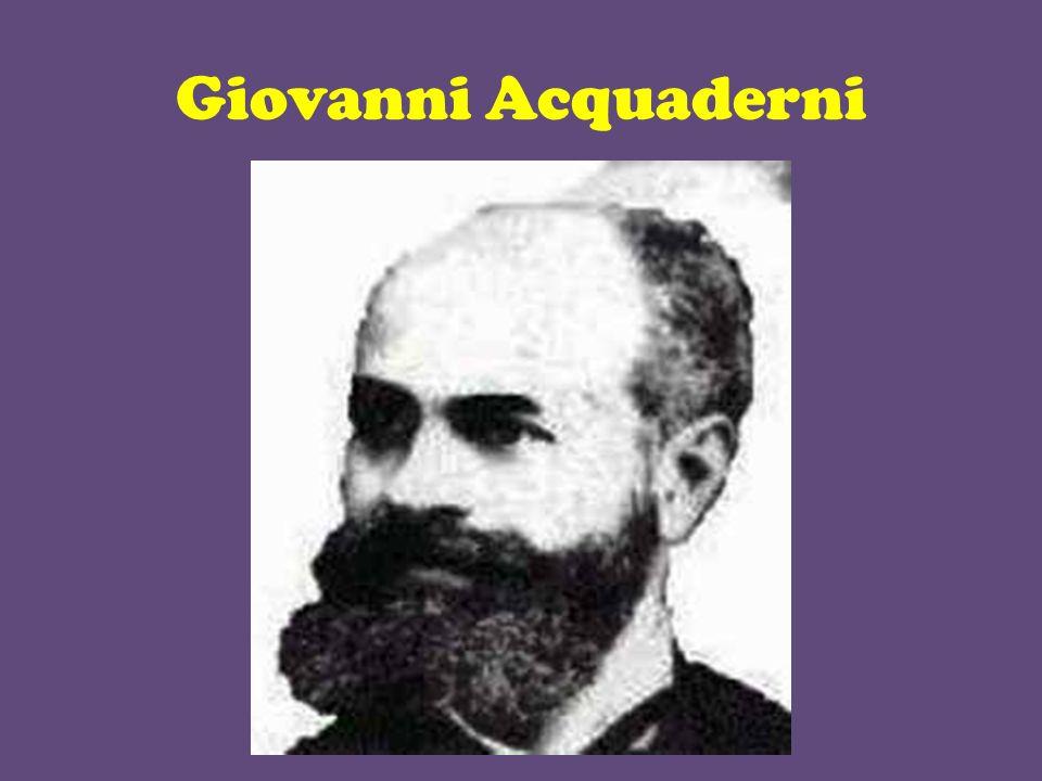 Giovanni Acquaderni