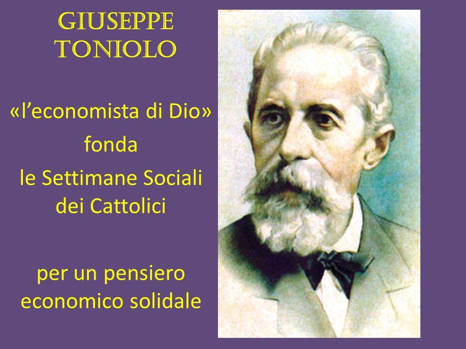 le Settimane Sociali dei Cattolici