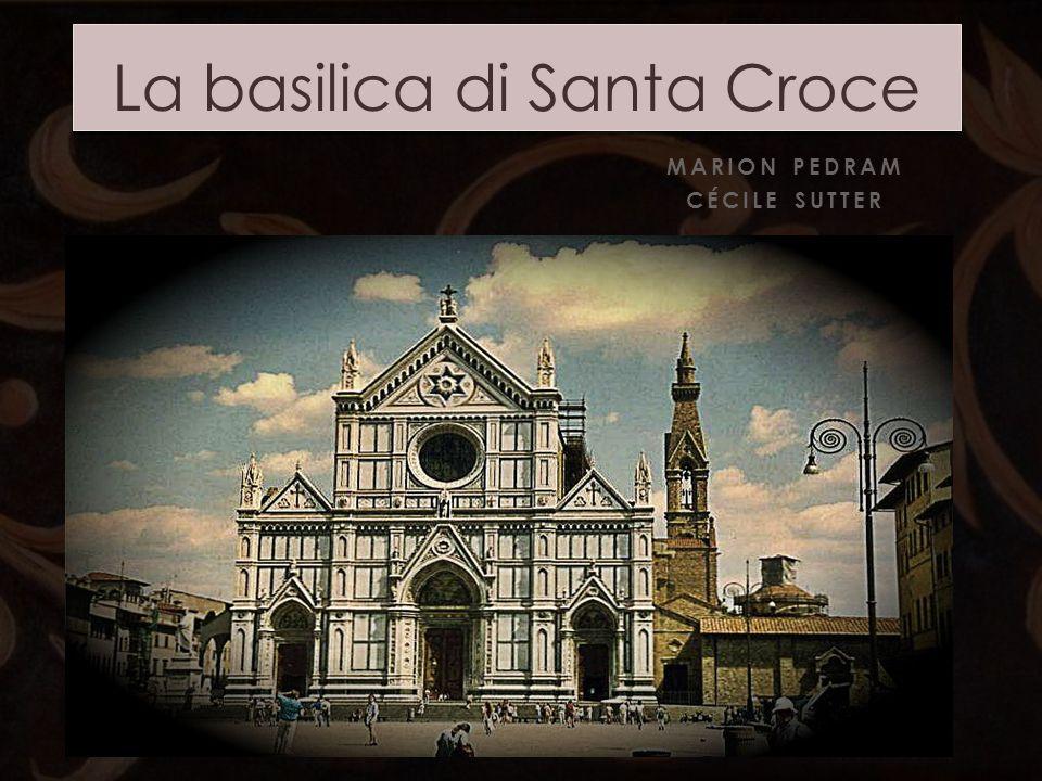 La basilica di Santa Croce