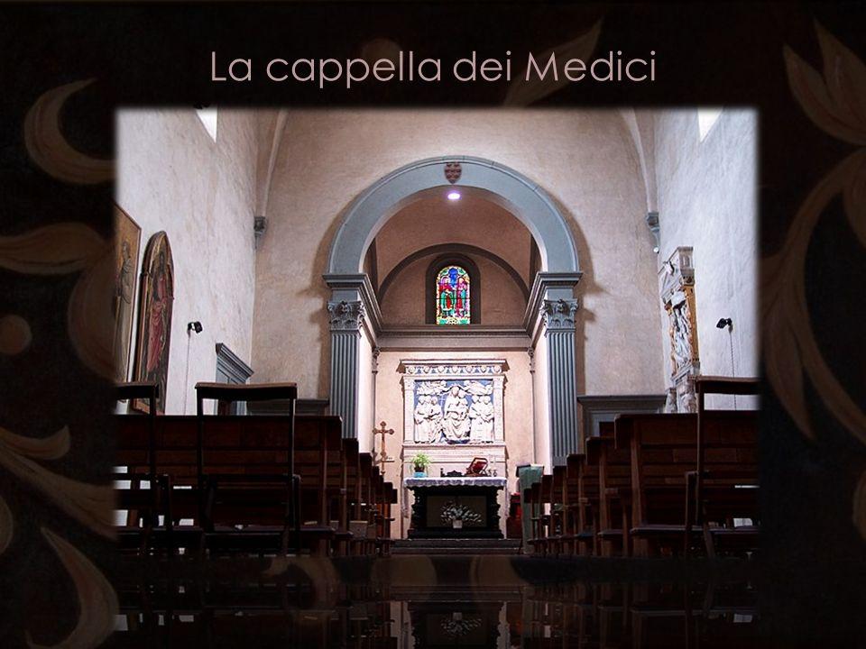 La cappella dei Medici