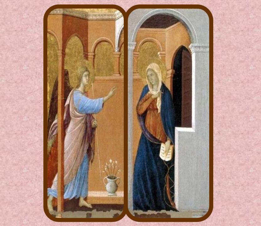 Per fede Maria accolse la parola dell'Angelo e credette all'annuncio che sarebbe divenuta