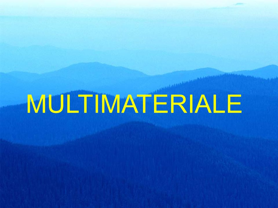MULTIMATERIALE