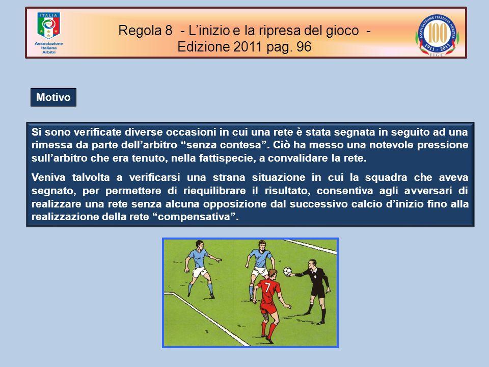 Regola 4 - L'equipaggiamento dei calciatori -