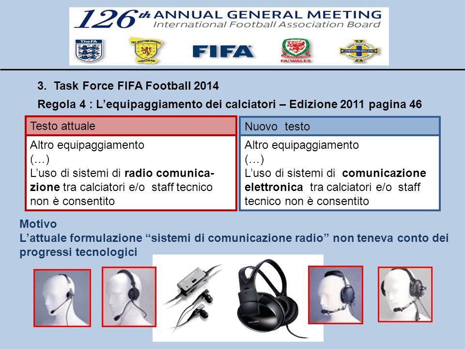 3. Task Force FIFA Football 2014