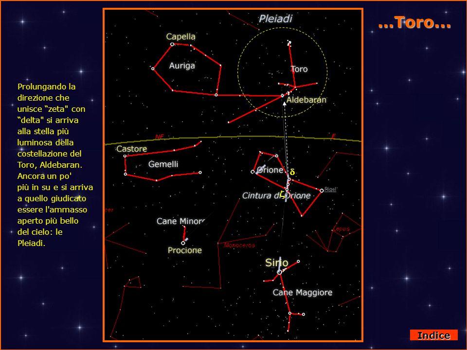 …da Cassiopea a Perseo e Andromeda