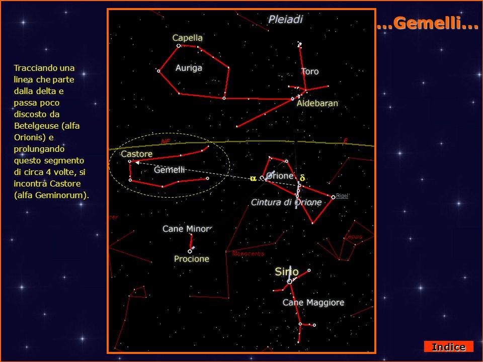 Da Orione al Cane Maggiore