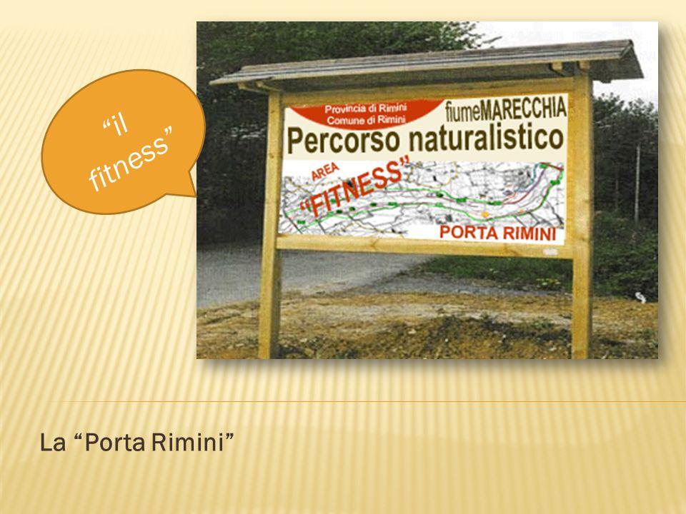 il fitness La Porta Rimini
