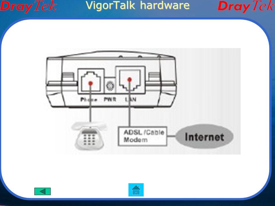 VigorTalk hardware