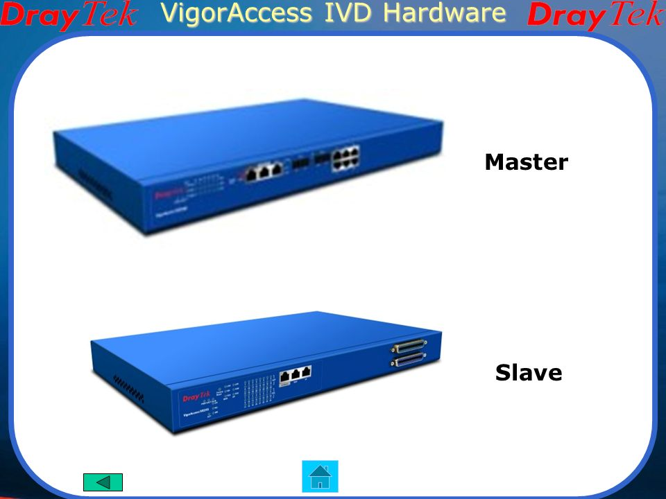 VigorAccess IVD Hardware