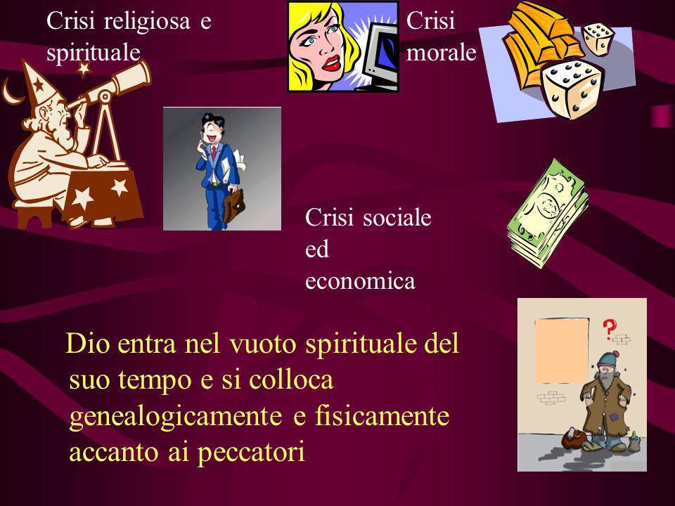 Crisi religiosa e spirituale