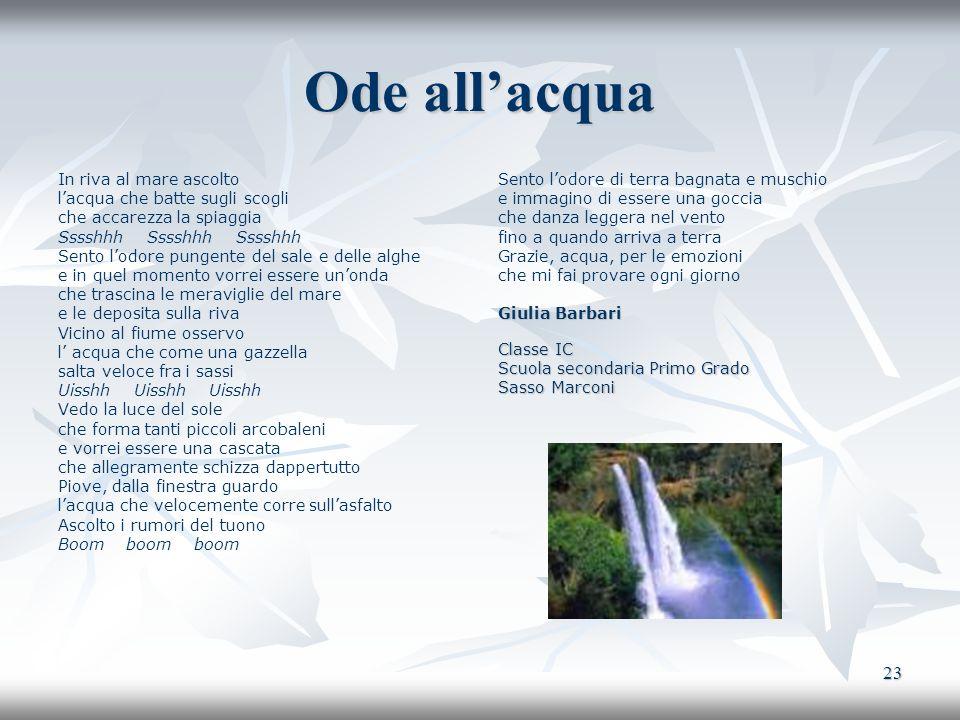 Premio di poesia renato giorgi ppt scaricare - Odore di fogna in bagno quando piove ...
