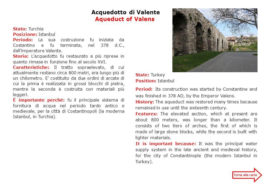 Acquedotto di Valente Aqueduct of Valens