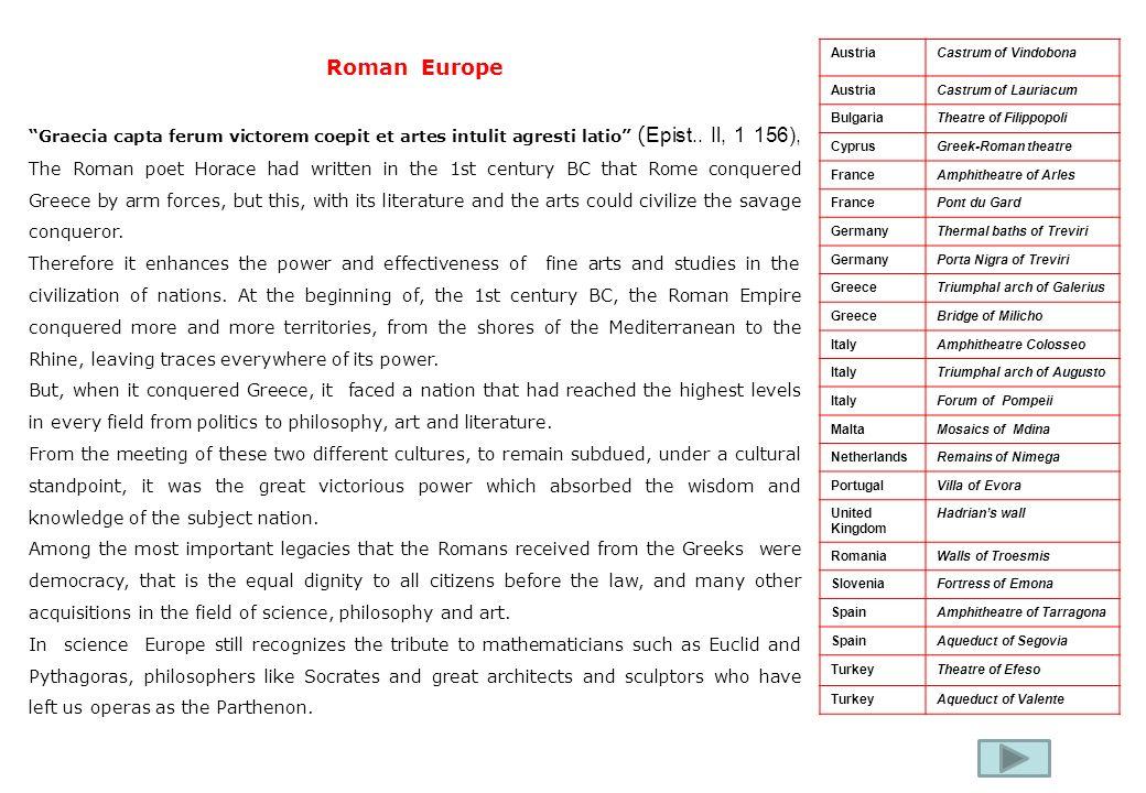Roman Europe
