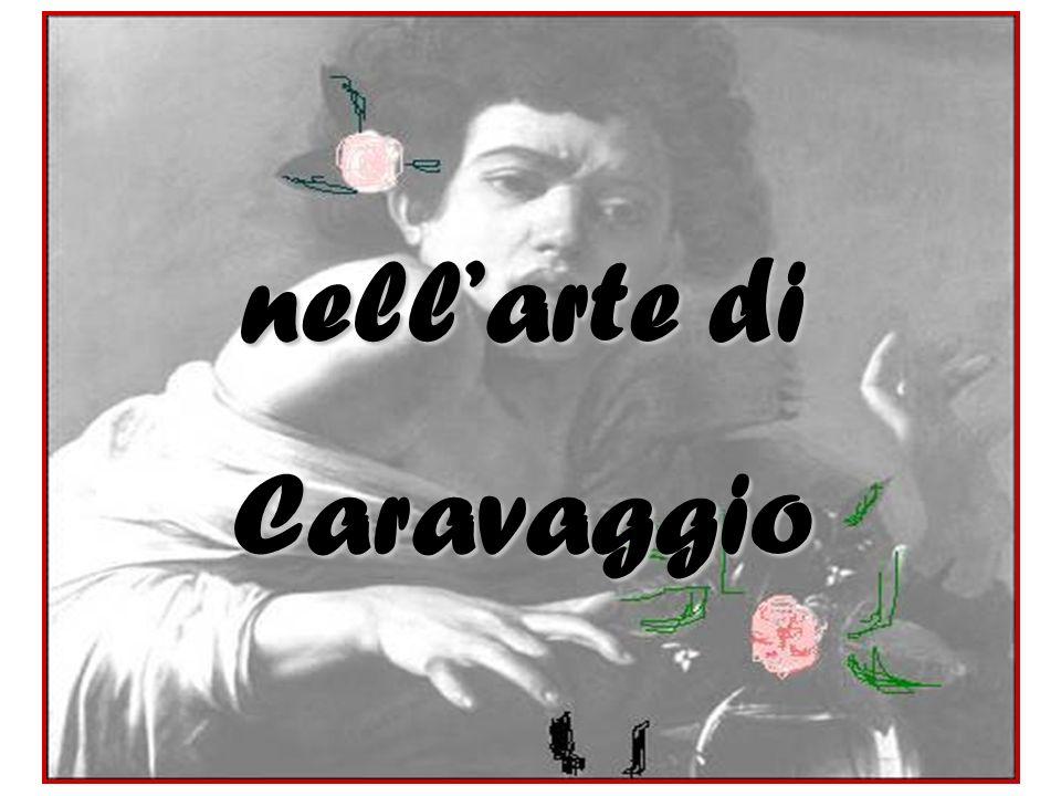 nell'arte di Caravaggio