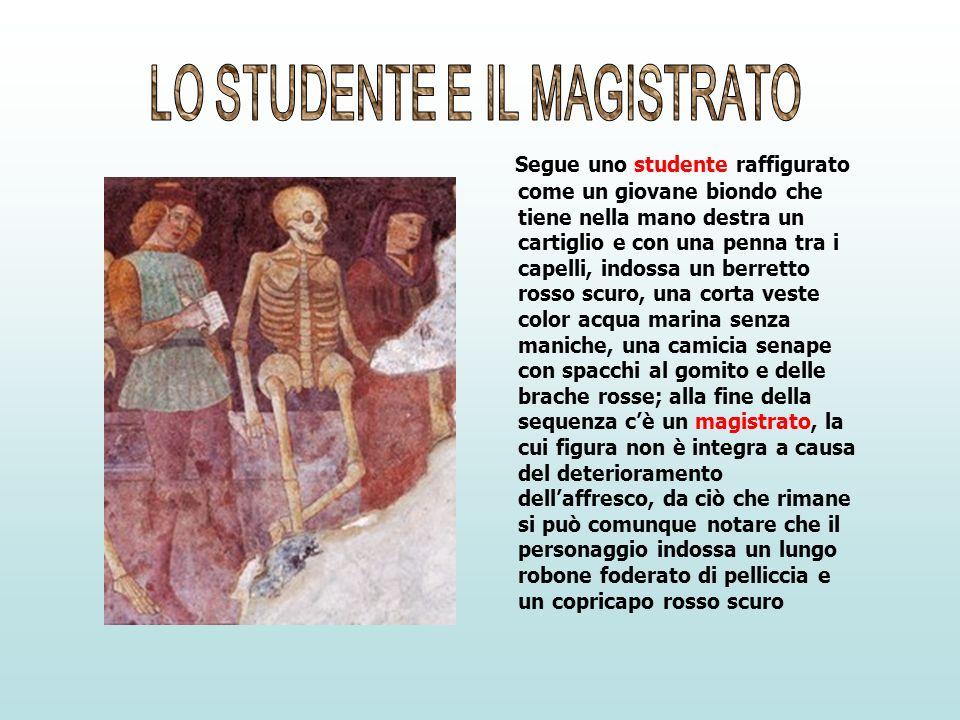 LO STUDENTE E IL MAGISTRATO