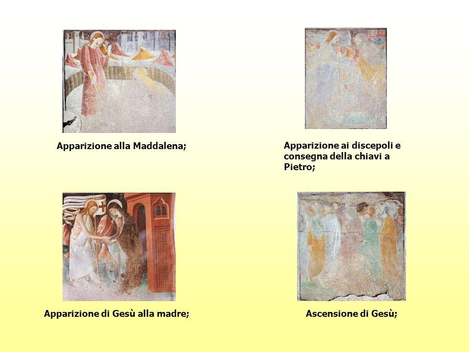 Apparizione alla Maddalena;