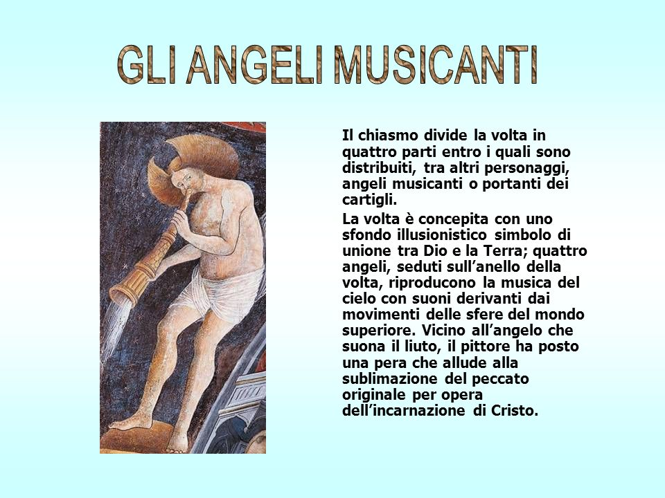 GLI ANGELI MUSICANTI