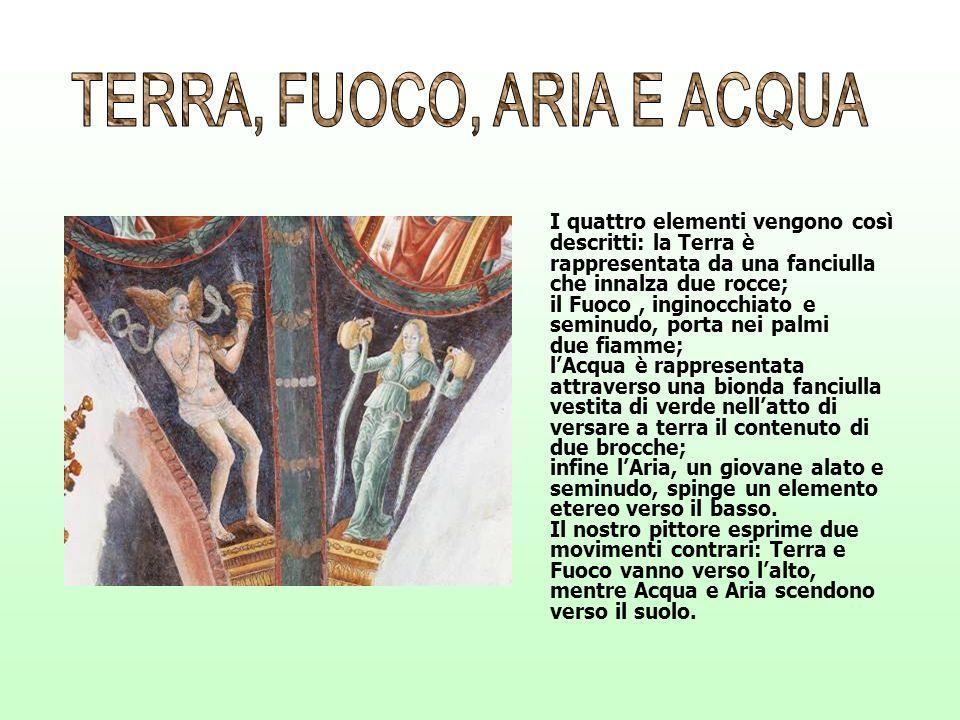 TERRA, FUOCO, ARIA E ACQUA