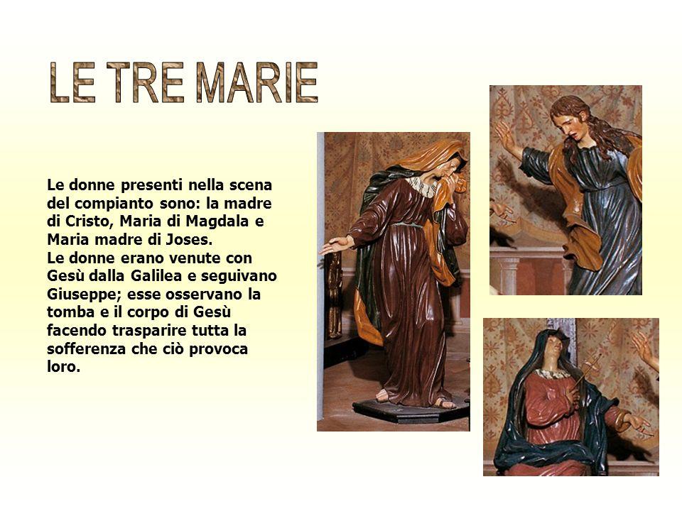 LE TRE MARIE