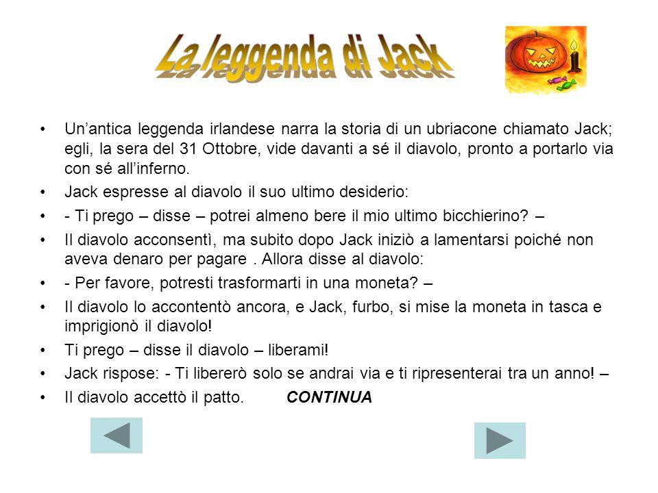 La leggenda di Jack