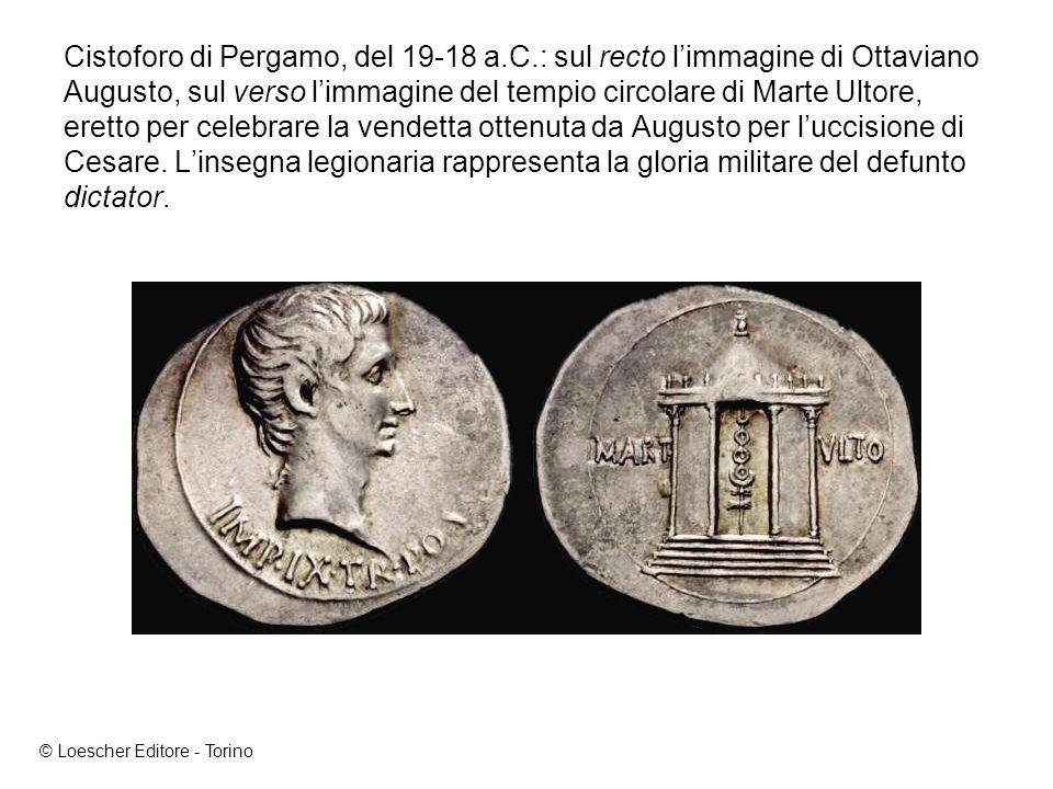 Cistoforo di Pergamo, del 19-18 a. C