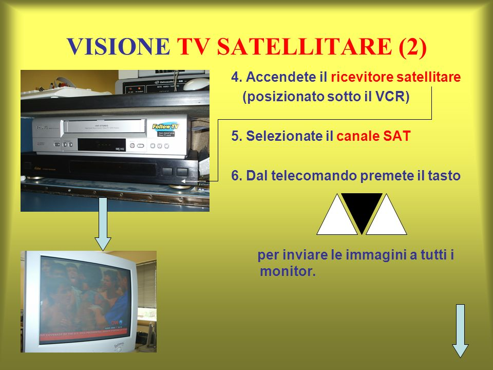 VISIONE TV SATELLITARE (2)