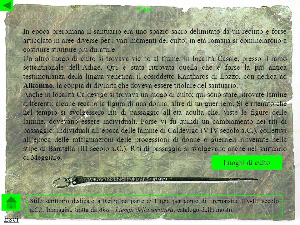 Gli dei degli antichi veneti ppt scaricare for Prezzo bronzo al kg usato