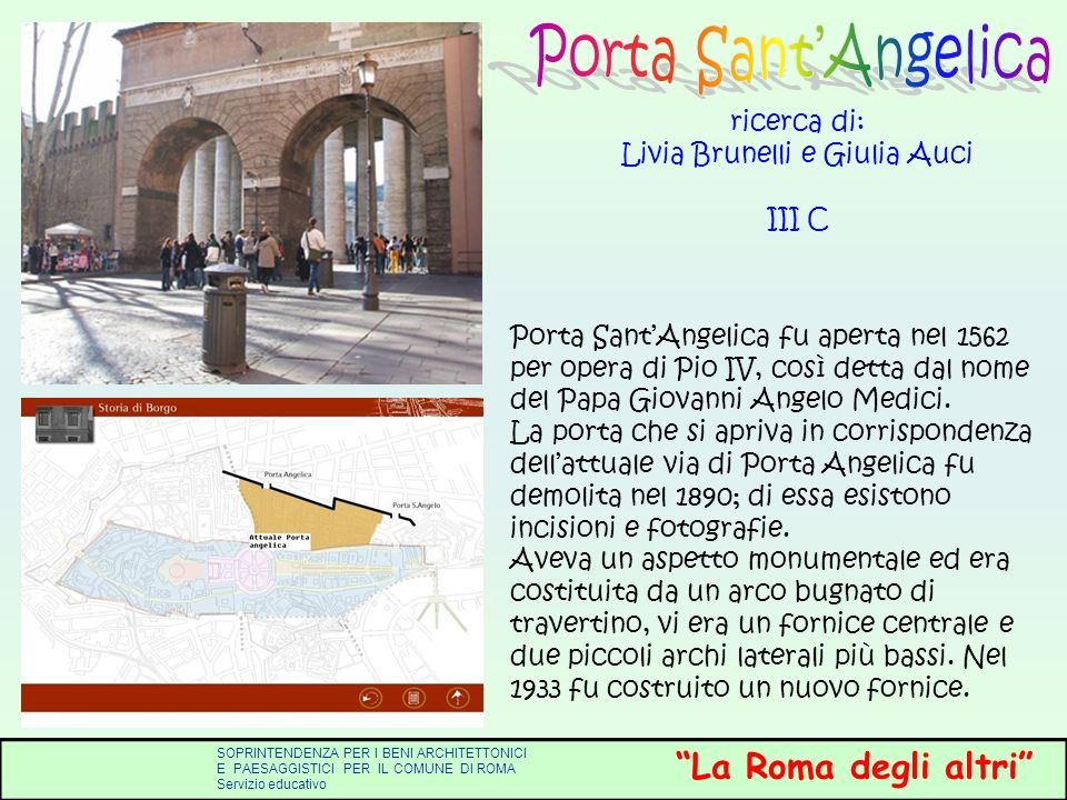 ricerca di: Livia Brunelli e Giulia Auci III C
