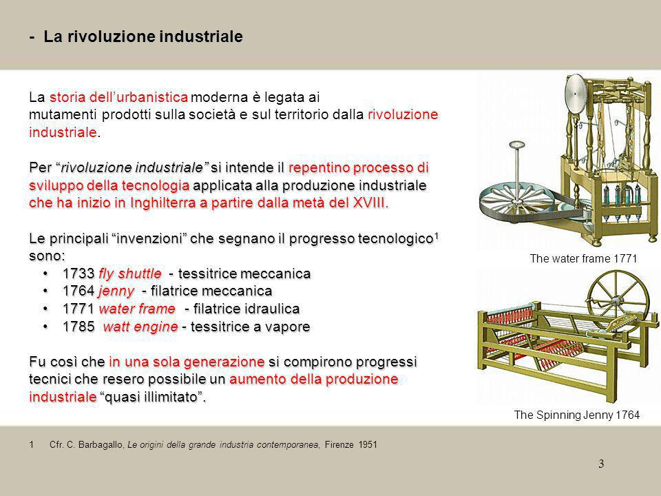- La rivoluzione industriale