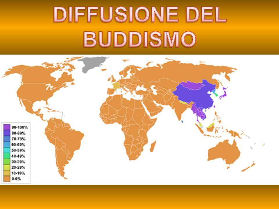 DIFFUSIONE DEL BUDDISMO