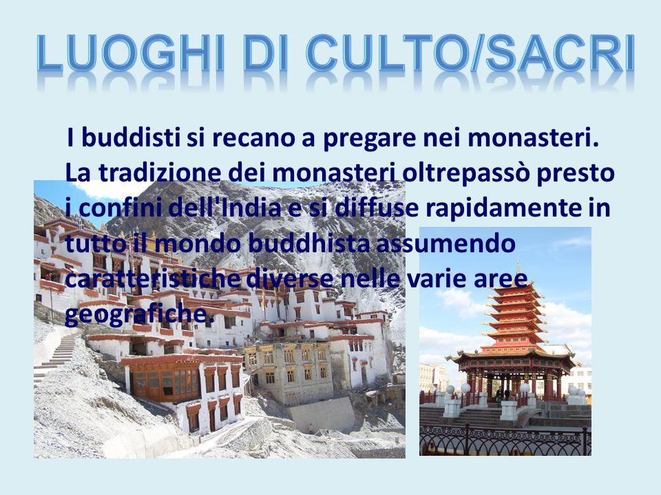 LUOGHI DI CULTO/SACRI
