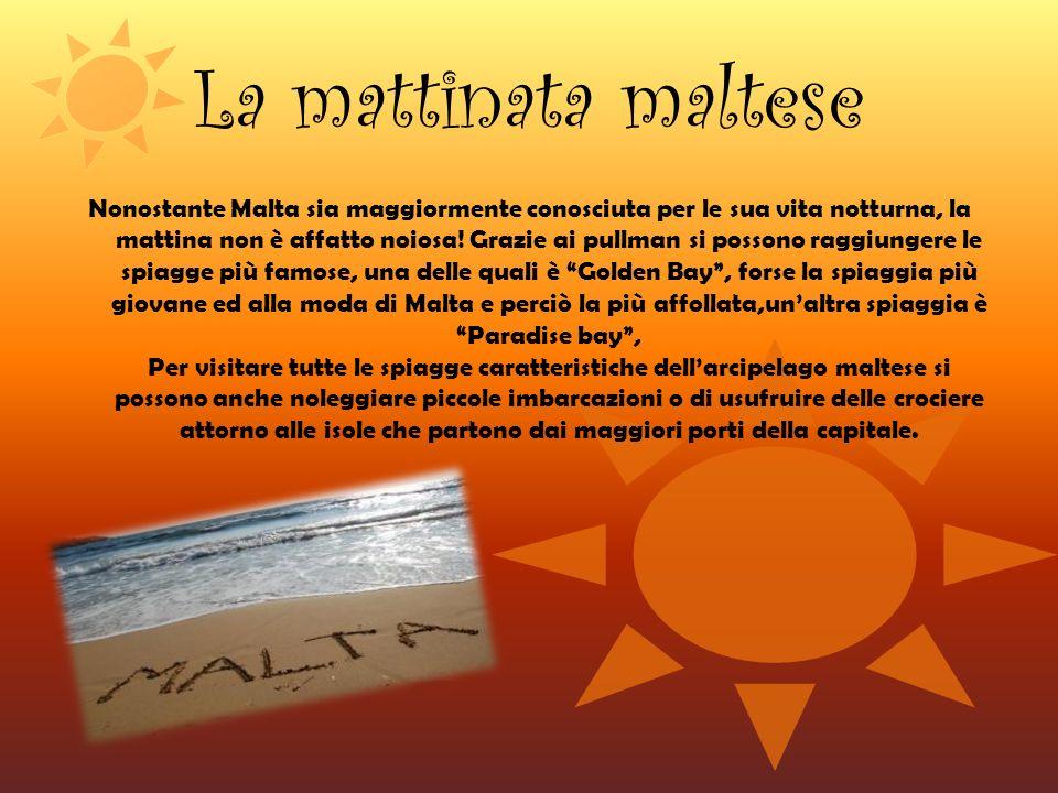 La mattinata maltese
