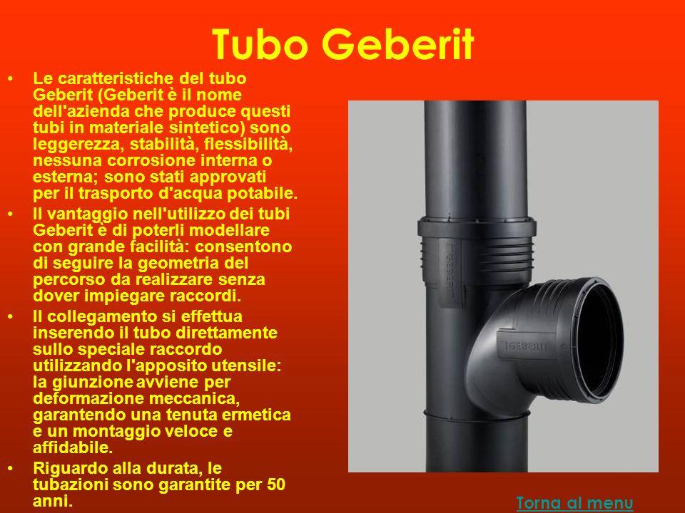 Tubo Geberit