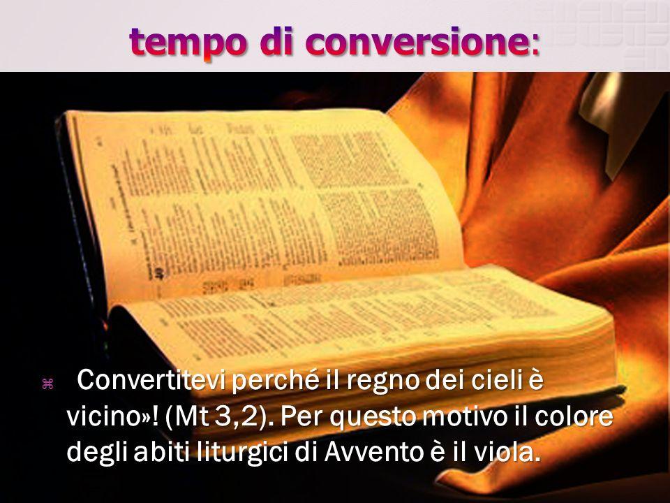 tempo di conversione: