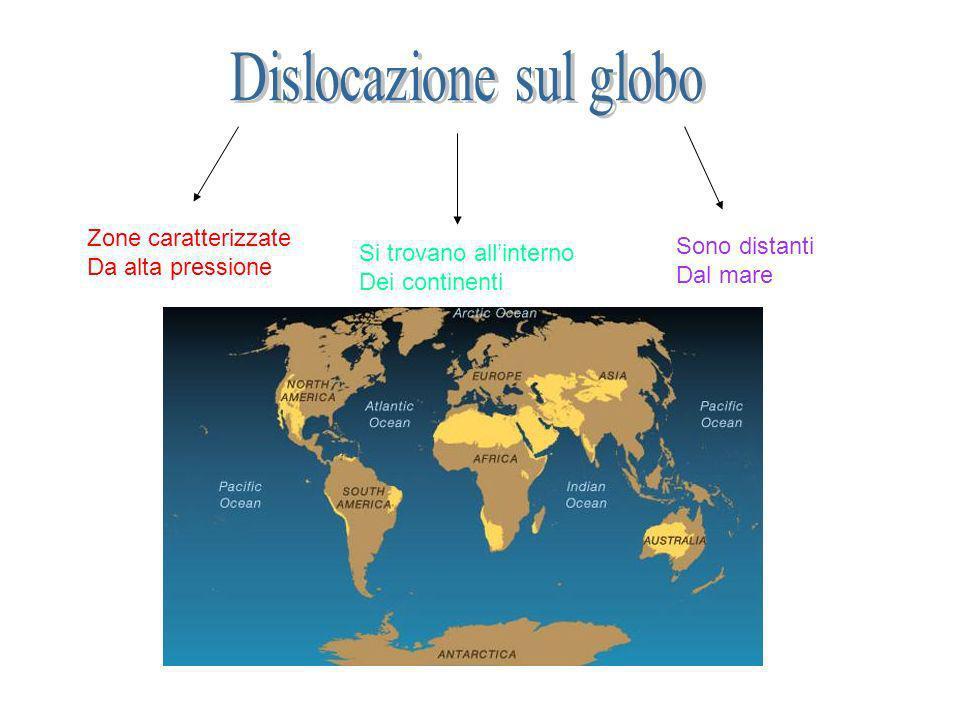 Dislocazione sul globo