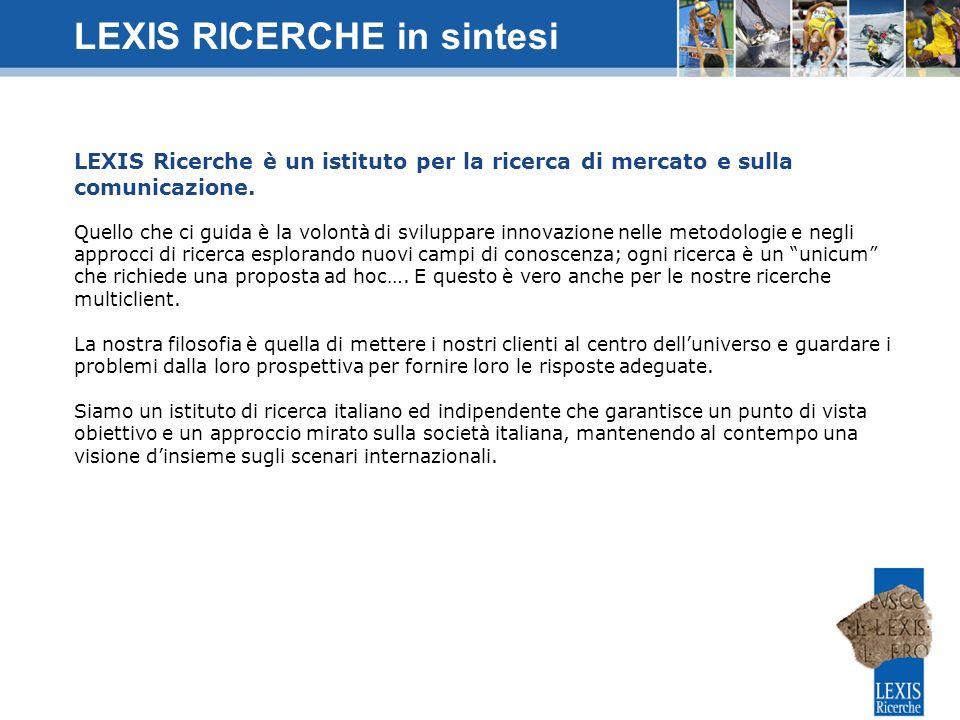 LEXIS RICERCHE in sintesi