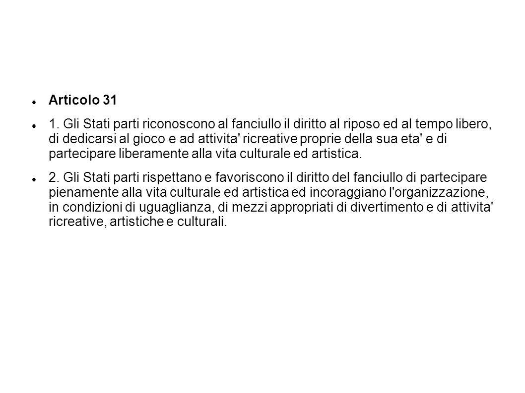 Articolo 31
