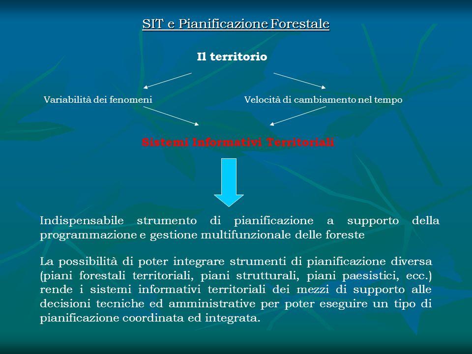 Sistemi Informativi Territoriali