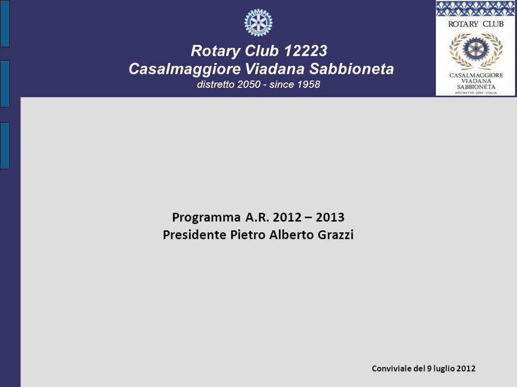 Presidente Pietro Alberto Grazzi