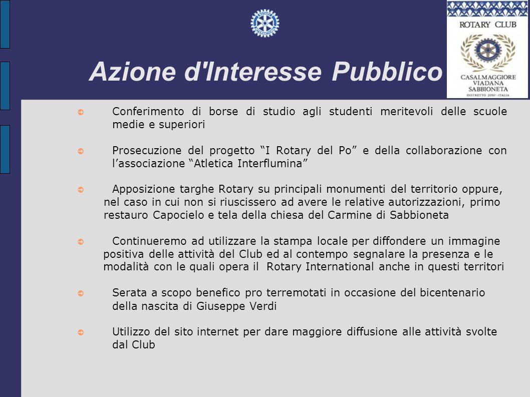 Azione d Interesse Pubblico