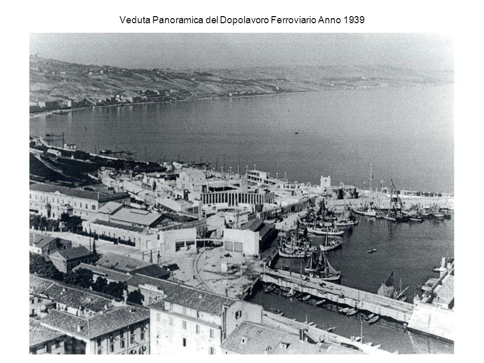 Veduta Panoramica del Dopolavoro Ferroviario Anno 1939