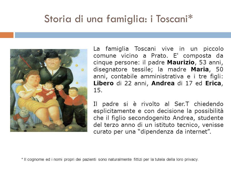 Storia di una famiglia: i Toscani*
