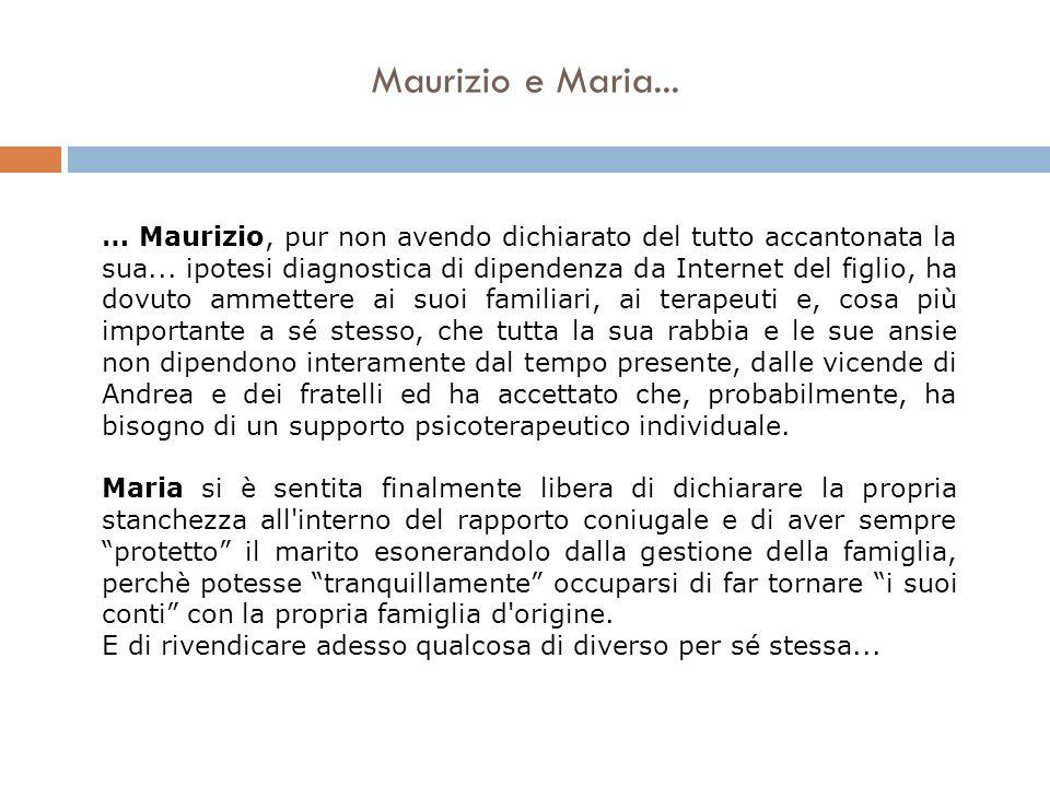 Maurizio e Maria...