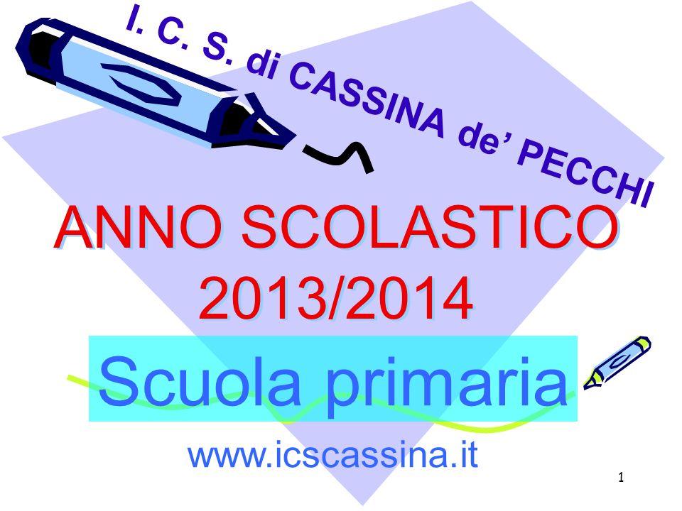 I. C. S. di CASSINA de PECCHI