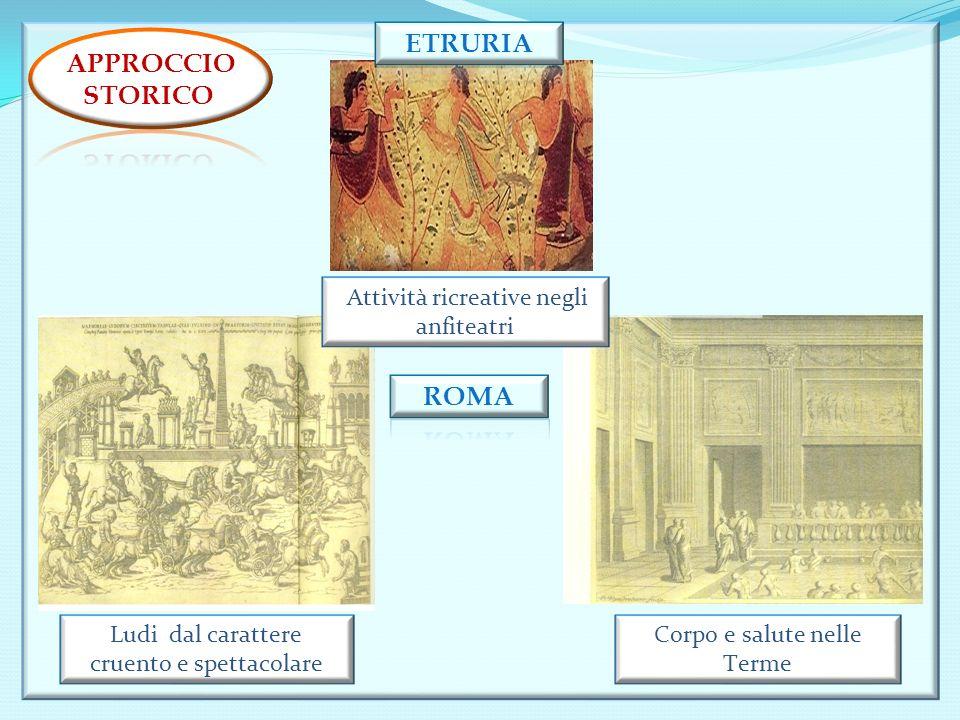 ETRURIA APPROCCIO STORICO ROMA