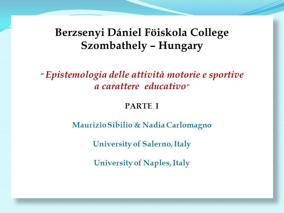 Berzsenyi Dániel Föiskola College Szombathely – Hungary