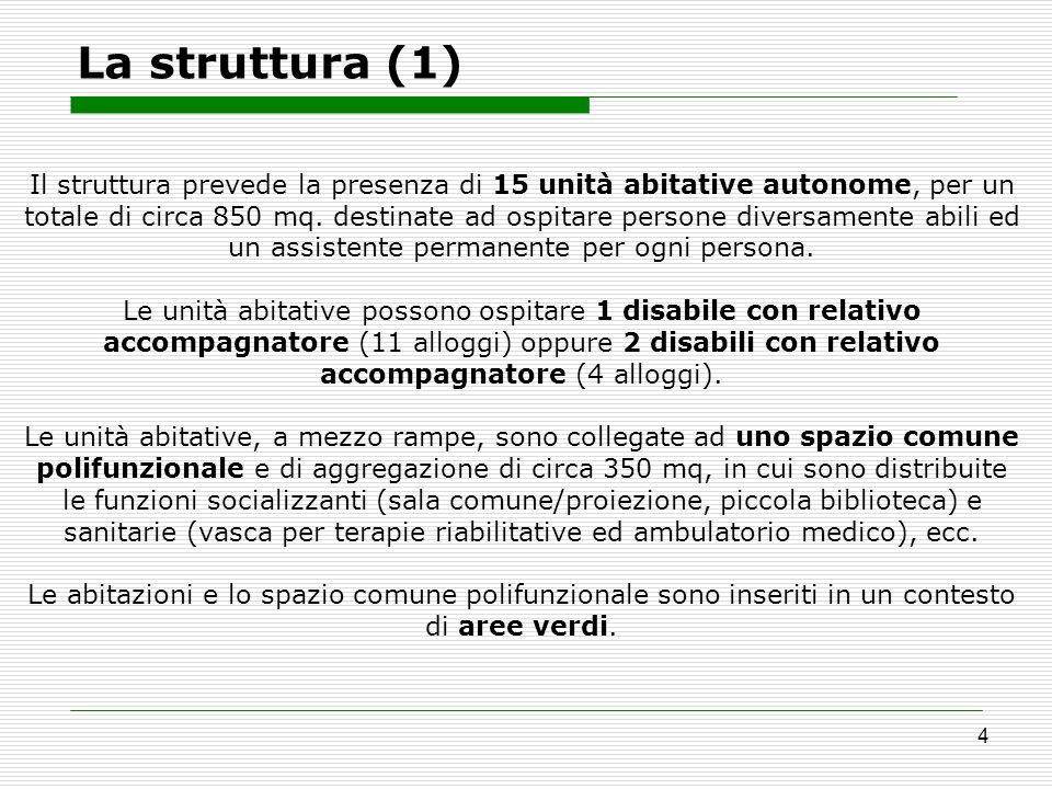 La struttura (1)